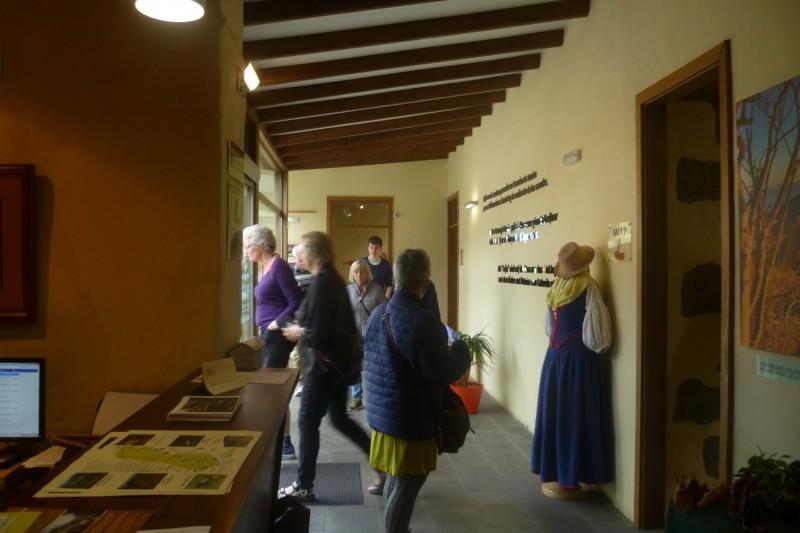3734 visitas a la oficina de turismo de valleseco for Oficina de turismo gran canaria
